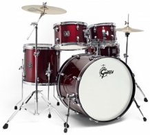 Gretsch drumset energy rood